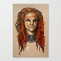 Spirit Rider  Canvas Print