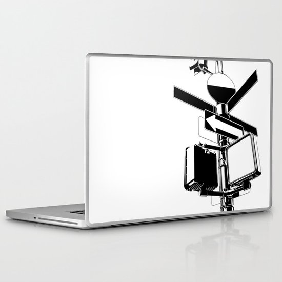 SIGNS Laptop & iPad Skin