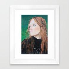 Tarja Framed Art Print