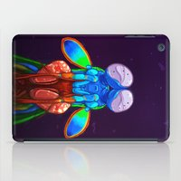 Intense Mantis Shrimp iPad Case