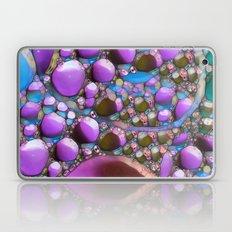 Green Purple and Blue Laptop & iPad Skin