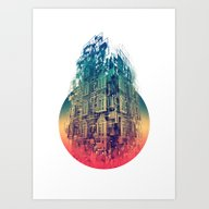 Conception Art Print