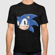 T-shirt featuring Triangles Video Games He… by S2lart