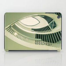 teardrop stairs iPad Case