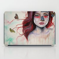 Where There Are Butterfl… iPad Case