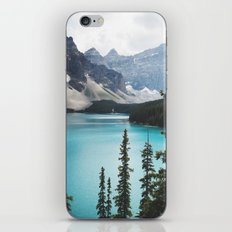• lake moraine • iPhone & iPod Skin