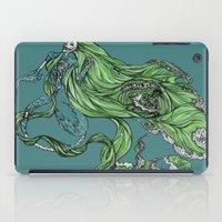 Death Of A Siren iPad Case