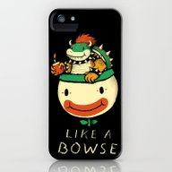 Like A Bowse iPhone (5, 5s) Slim Case