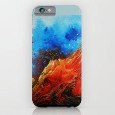 Yeryüzü ve Kuşlar iPhone 6 Slim Case