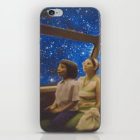 Space Holiday iPhone & iPod Skin
