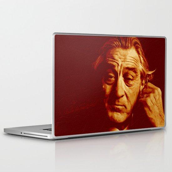 master robert Laptop & iPad Skin