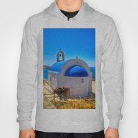Mykonos, Greece Hoody
