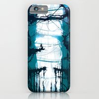 iPhone & iPod Case featuring City of Lost Muses by Justin Currie