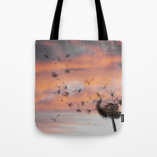 And the days went by Tote Bag
