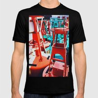 Buoy O'h Buoy Mens Fitted Tee Black SMALL