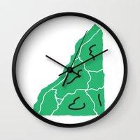 Cornerstone Wall Clock
