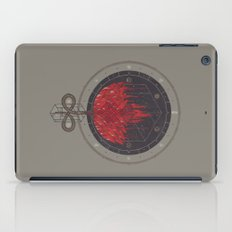 Fading Dahlia iPad Case