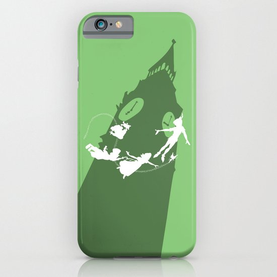 Peter Pan iPhone & iPod Case