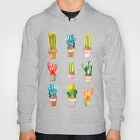 Cactus Collection Hoody