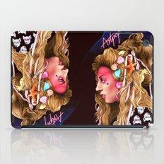 Neon Artpop iPad Case