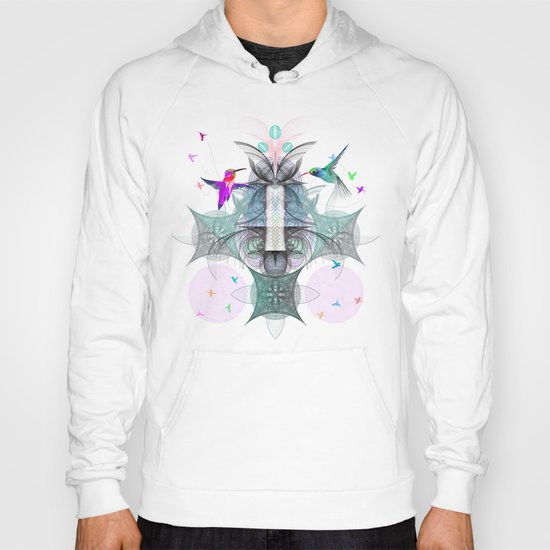 The Hummingbird Dimension Hoody