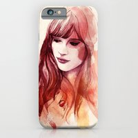 iPhone & iPod Case featuring A piece of happiness by Sarah Bochaton