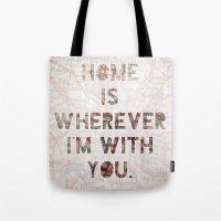 HOME (Ohio) Tote Bag
