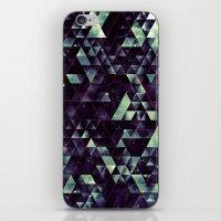 RYD LYNE STYRSHYP iPhone & iPod Skin