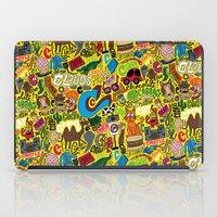 C Pattern iPad Case