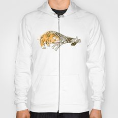 A Self Containing Food Chain Hoody