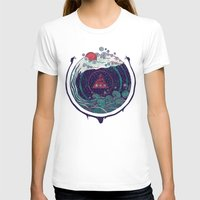 water T-shirts featuring Water by Hector Mansilla