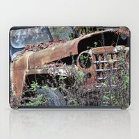 Vintage Jeep iPad Case