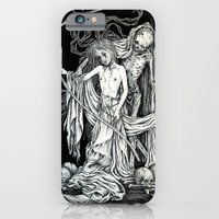 Death And The Maiden III iPhone 6 Slim Case