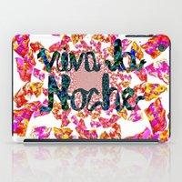 Viva La Noche iPad Case