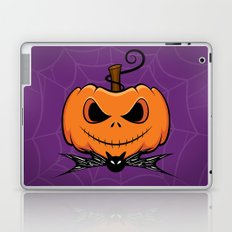 Pumpkin King Laptop & iPad Skin