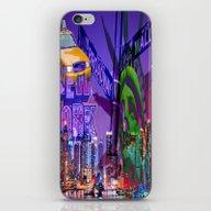 New York Collage iPhone & iPod Skin