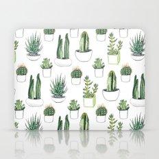 Watercolour Cacti And Su… Laptop & iPad Skin