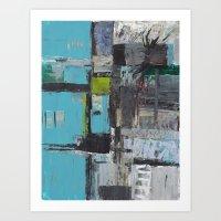 Abstract 2014/11/12 Art Print