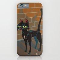 Cat City iPhone 6 Slim Case