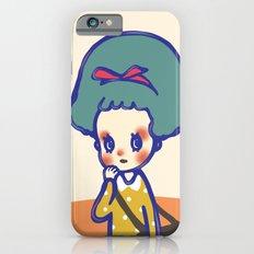 Thinking girl  Slim Case iPhone 6s