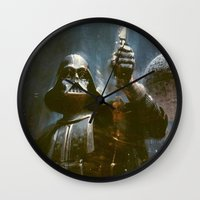 Darth Vader Vintage Wall Clock