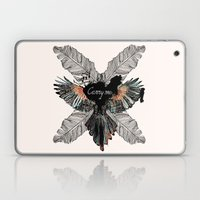 Carry Me Remix Laptop & iPad Skin