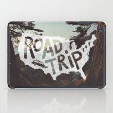 Road Trip USA iPad Case