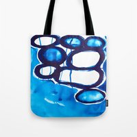 Paint 4 abstract modern art urban home decor dorm college fine art canvas painting print affordable Tote Bag