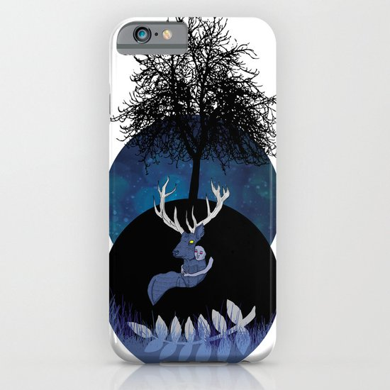 Let me go home. iPhone & iPod Case
