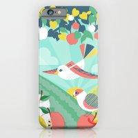 Summer Orchard iPhone 6 Slim Case