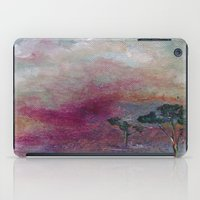 Dustbowl Sunset iPad Case