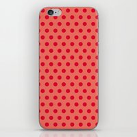 Dots collection  iPhone & iPod Skin