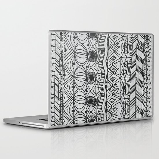Blanket of Confusion Laptop & iPad Skin