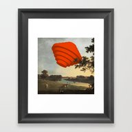 Landscape 6 Framed Art Print